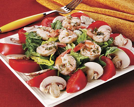 Dilled Shrimp Salad with Herb-Dill Dressing - Recipes at Penzeys ...