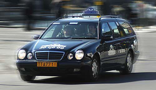 taxikurir