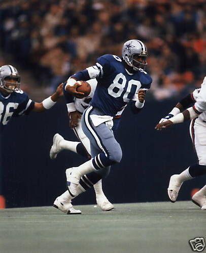 Tony hill dallas cowboys 8x10 sports photo #90