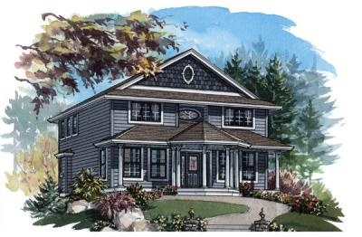 Simple roof line house designs pinterest for Simple roofline house plans