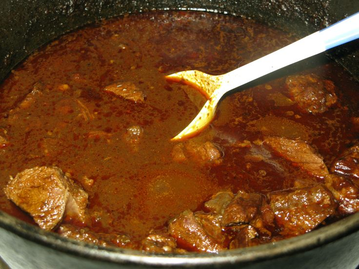 Carne Guisada, Mexican Beef Stew. Could be good served in taco or ...