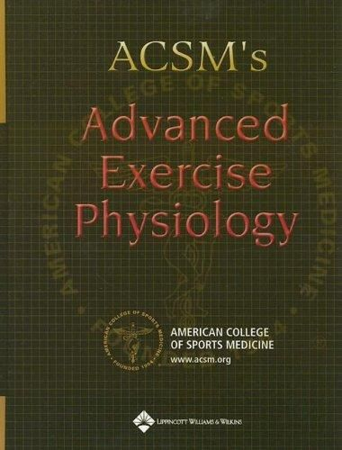 Exercise Physiology collegenow
