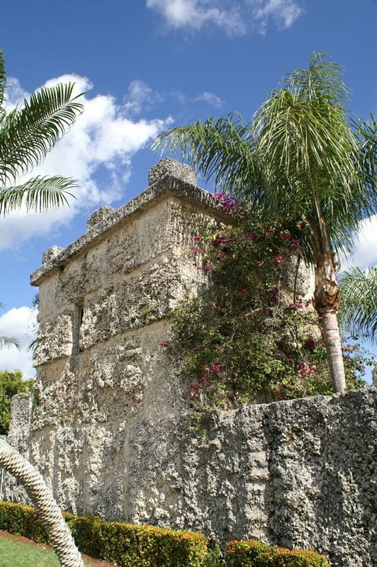 Coral castle museum homestead florida architectural inspiration