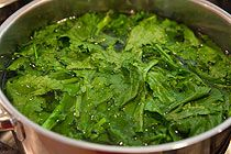 Broccoli Rabe with Caramelized Onions | Recipe