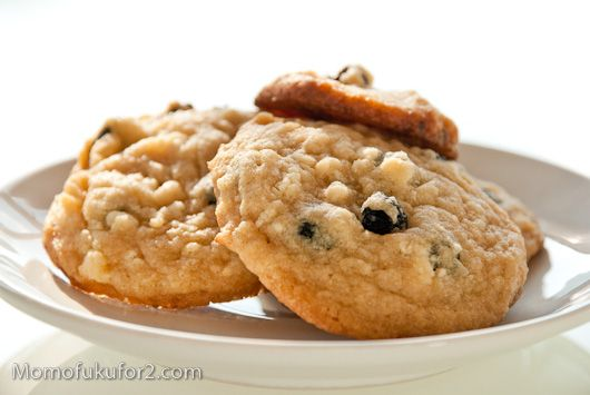 milkbar blueberries and cream cookies | Cookies | Pinterest