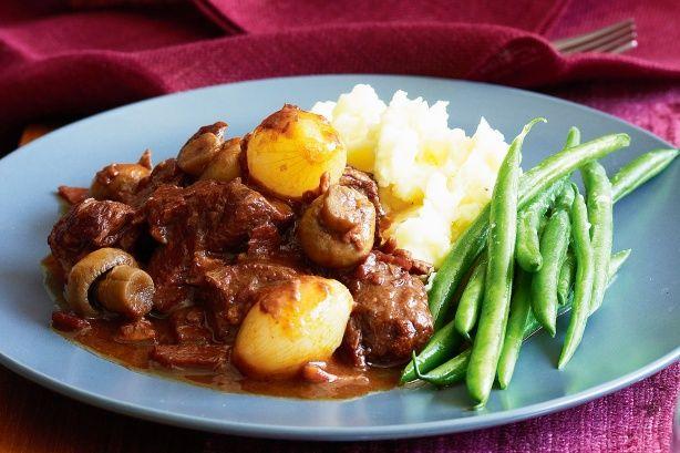 Beef bourguignon * | Beef it up! | Pinterest