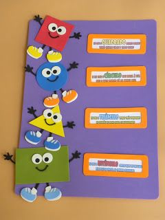 A ARTE DE EDUCAR: Idéias de Material para decoração de sala de aula e apoio pedagógico.