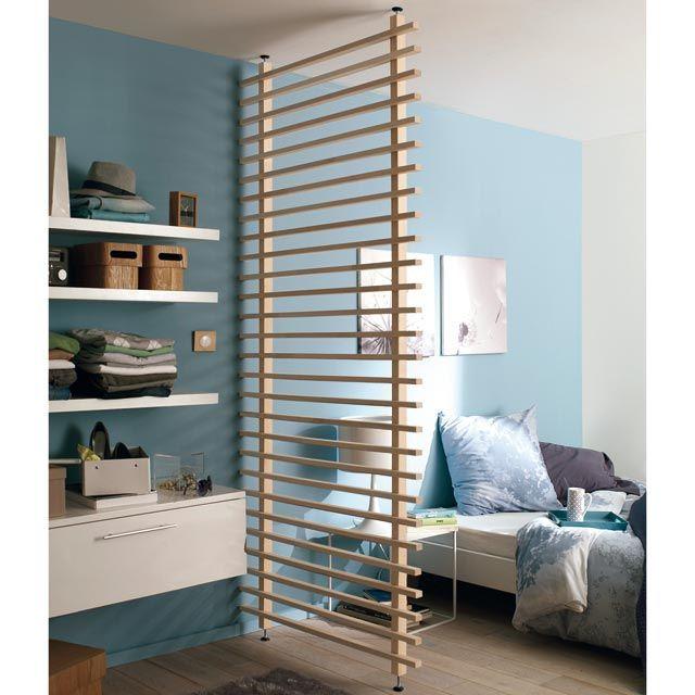cloison amovible zetta castorama pour la maison pinterest. Black Bedroom Furniture Sets. Home Design Ideas