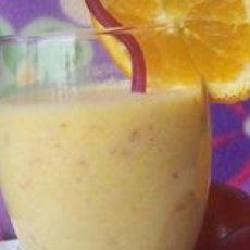 Nectarine Sunshine Smoothie - Place the nectarines, frozen banana ...