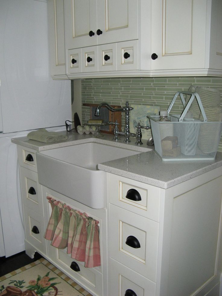 laundry room sink and cabinets laundry rooms