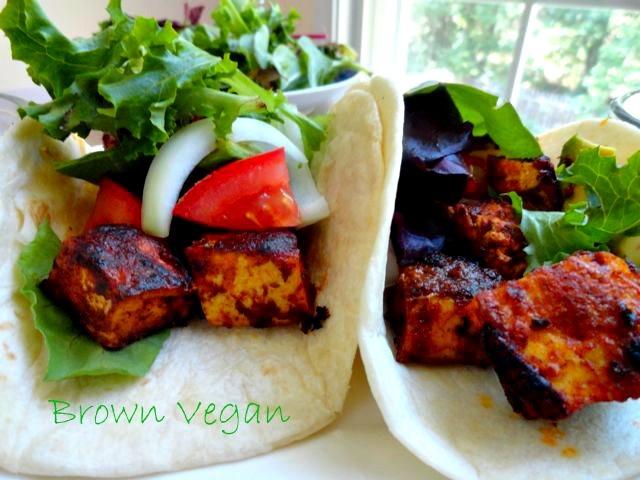 Chipotle Soft Tacos | Vegan Eats | Pinterest