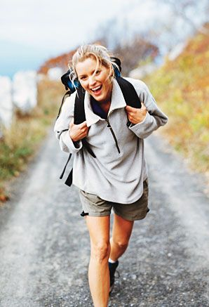 Hiking on the weekends #healthy #fun #happy