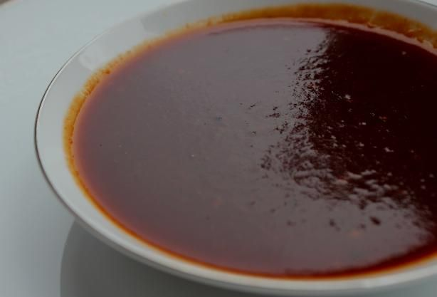 Kansas City Style Barbecue Sauce (this a GREAT BBQ sauce!!!)