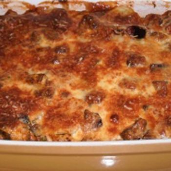 Vegetarian moussaka | Salads and Vegetables--Ensaladas y Verduras | P ...