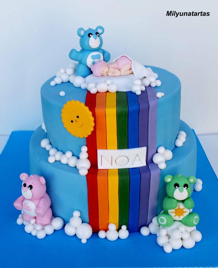 Care bears cake!