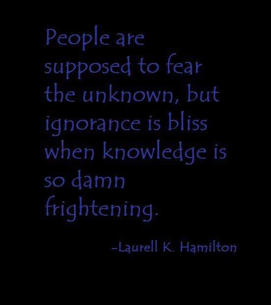 Laurell K. Hamilton | Quotes and Music | Pinterest