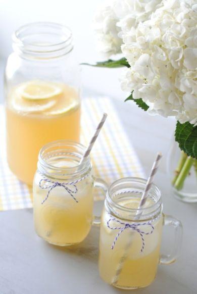 Lavender Lemonade Recipe    Lover.ly   FOOD-tista!   Pinterest