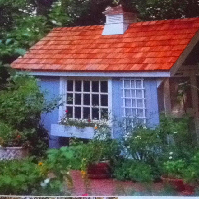 Garden Shed Ideas Decorative Photograph Via Jeanine Wagner