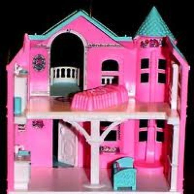barbie dream house 90s - photo #8