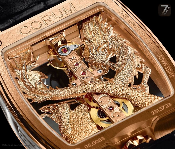 Corum luxury watch