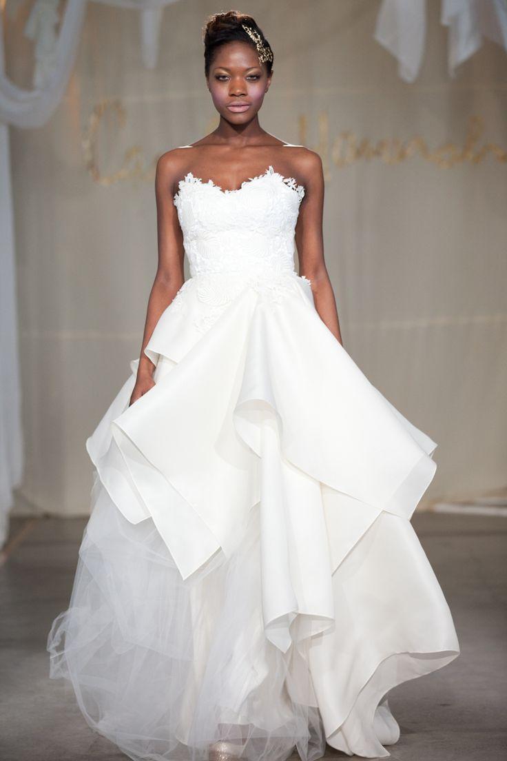 Carol hannah wedding dress fashion mood board pinterest for Carol hannah wedding dresses
