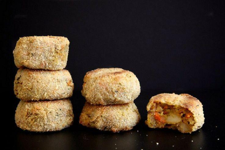 Broccoli and Potato Nuggets | Savory | Pinterest