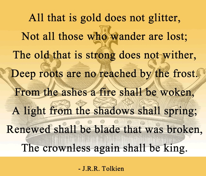 Quotes About Love Jrr Tolkien : Tolkien Quotes I Love Pinterest