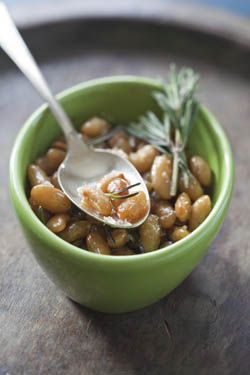 Braised White Beans from Gluten-Free Girl and the Chef by Shauna James ...