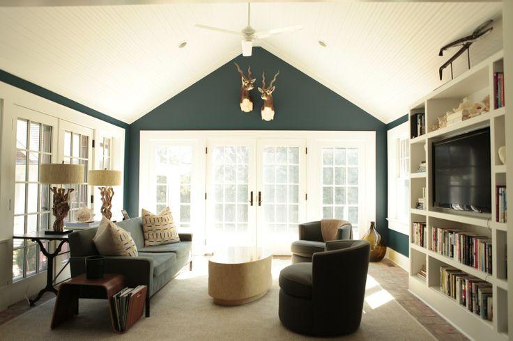 gentlemans grey benjamin moore color me pinterest. Black Bedroom Furniture Sets. Home Design Ideas