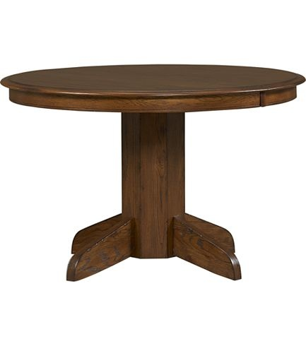 Round Dining Table For The Home Pinterest