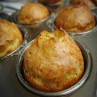 Cheese Popovers | Recipes for Fat Kid Fridays | Pinterest
