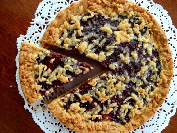 Linzer Blitz Torte | Specialty Foods | Pinterest