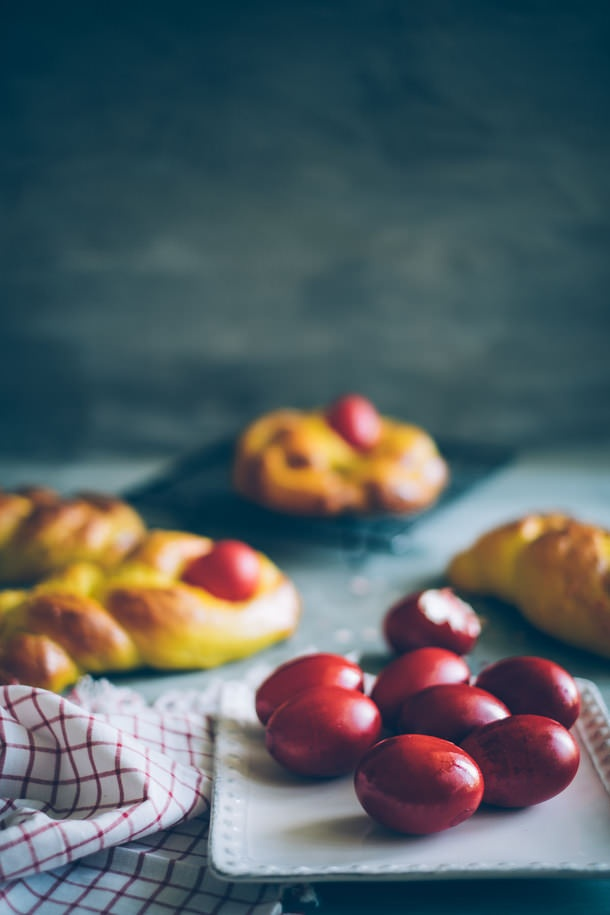 Tsoureki, Greek Easter Bread | Greek Food | Pinterest