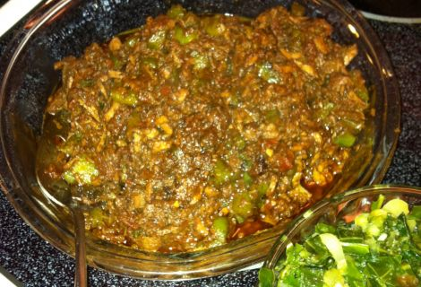 Fast Paleo » Ethiopian Beef Tibs and Greens - Paleo Recipe Sharing ...