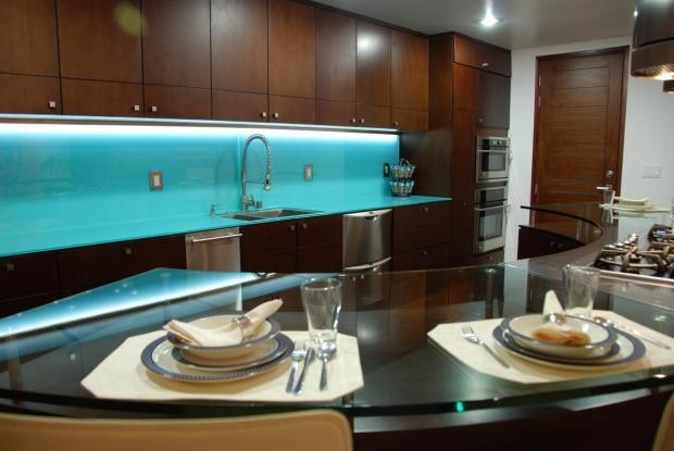 Teal kitchen  Kitchens and Accessories  Pinterest