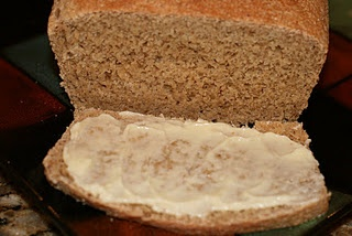 Great Harvest Honey Whole Wheat Bread recipe.. soooo good!
