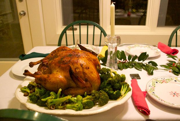 Cider Brined Turkey | Not your Bubbe's recipe file | Pinterest