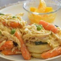 Slow Cooker Chicken Pot Pie Stew | Dinners :) | Pinterest