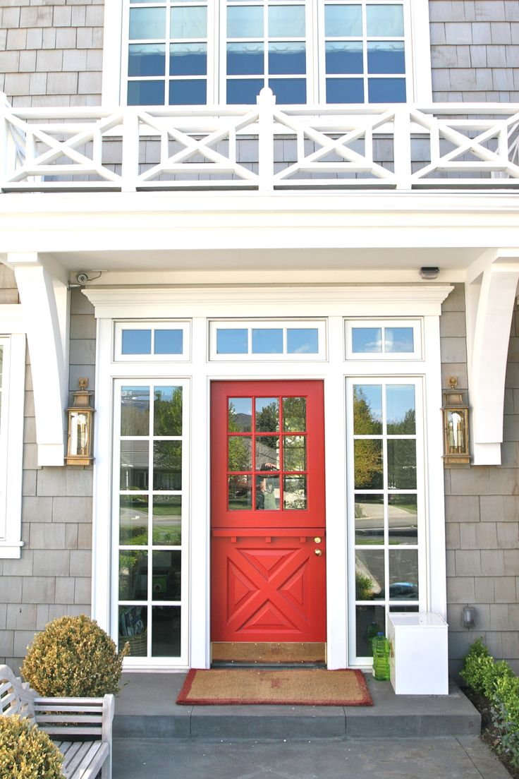 Trim windows poppy dutch door exterior pinterest for Exterior doors and windows