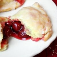 Cherry Turnovers From Scratch Recipe | recipes | Pinterest