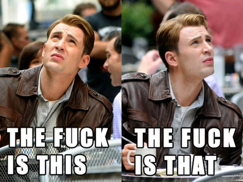 preview of Cap's deleted scenes?