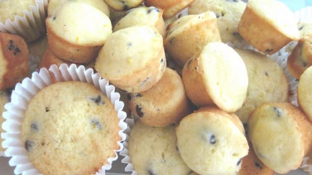 Incredible Orange Chocolate Chip Muffins. Just made two batches so ...