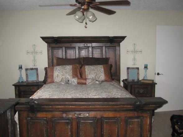 Western master bedroom ideas images for Western bedroom designs