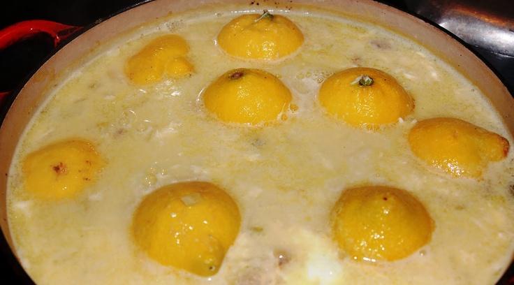 Avgolemono/ Greek Lemon & Chicken Soup | Soups On! | Pinterest