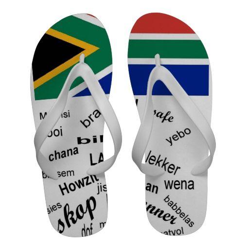South African Flip-Flop Sandals for Men: pinterest.com/pin/525443481496143995