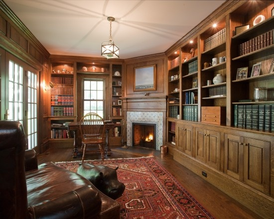 Pin by ray stafford on decor for book lovers pinterest for Ultimate office design