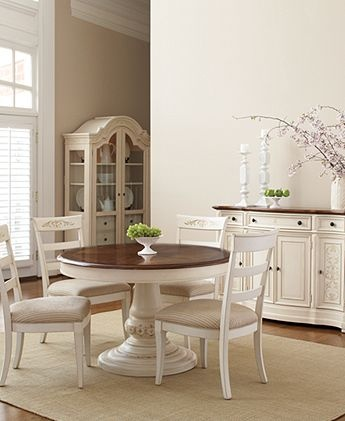 Macy 39 S Dining Room Set W Leaf Available My Style Pinterest