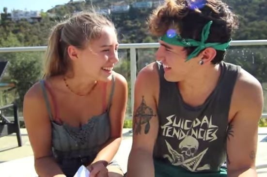 is jc dating lia still Lia maria johnson claims fans only know one side of her, so read our q&a to learn all the things you never knew.