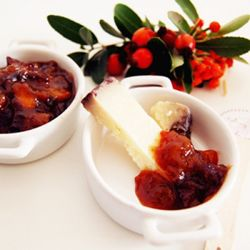 Chutney di cachi e tropea al balsamico  #italianfood #recipes