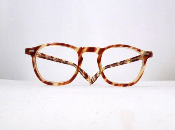 48 24 Willson USA Tortoise Shell Eyeglasses, Classic Mad ...